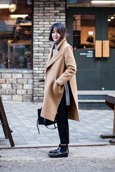 On the street… Kim Soyoon Seoul