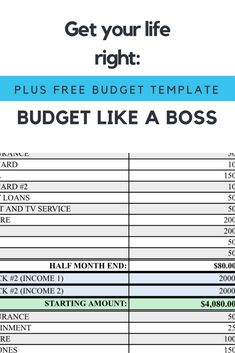 Take Control Of Your Personal Finances With This Free Printable