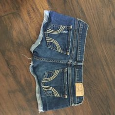 For Sale: Hollister jean shorts for $15