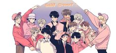 Wonwoo, Woozi, Jeonghan, Carat Seventeen, Seventeen Wallpapers, Kpop Fanart, Cute Characters, Aesthetic Art, Love Art