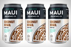 Maui Brewing Coconut