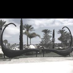 Dali mustache- Dali museum St. Petersburg FL