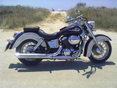 Honda shadow 750 ace american classic