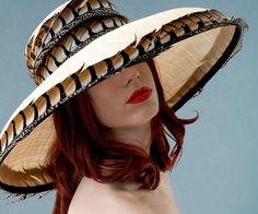Natasha Moorhouse Millinery. #passion4hats