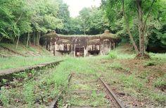 Reclaimed Maginot Line Bunker: Architecture of Doom