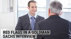 1:12  This behavior could kill your chances in a Goldman Sach