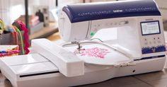 Brother International - Home Sewing Machine and Embroidery Machine Innov-is NQ3500D
