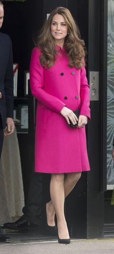 Lo stile reale di Kate Middleton incinta in 107 outfit -cosmopolitan.it