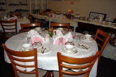 Tea table in tea room | ... Memories Tea Room - Picture of Moments  Memories Tea Room, Beechworth
