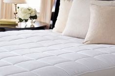 We think most will be happier with the Sunbeam Premium Quilted Heated Mattress Pad, but if you want a blanket, try the Sunbeam Velvet Plush Heated Blanket. Heated Mattress Pad, Mattress Sets, Bed Sheets Sale, Mattress Manufacturers, Heated Blanket, Memory Foam Mattress Topper, Buy Bed, Soft Blankets