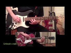 Lynyrd Skynyrd - Sweet Home Alabama Guitar Cover