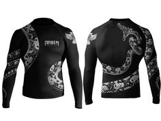 polyester and spandex construction Four way stretch fabric for flexibility Sweat wicking Light weight and breathable Reinforced stitching for durability Jiu Jitsu, Mma Gear, Gear 2, Fight Wear, Fight Shorts, Rash Guard Women, Sport Fashion, Men's Fashion, Sport Wear