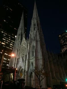 Nyc, Manhattan, st pats cathedral