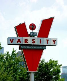 The World's Largest Drive-in Restaurant is in Atlanta, Georgia and it is called The Varsity.