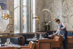 Boccalino   Four Seasons Hotel   AvroKo   A Design and Concept Firm
