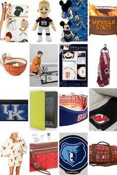 The Style Ref's 2014 Holiday Gift Guide: Something for #sports fans of all ages and interests! Get the links at www.thestyleref.com