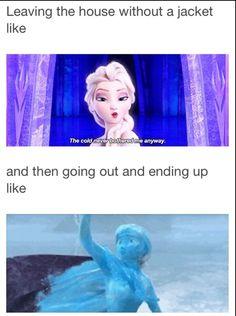 It's. Too. Cold. - Disney's Frozen