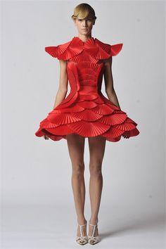 Sfilate Worth - Alta Moda Primavera Estate 2012 - Collezione - Vanity Fair