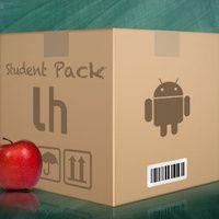 Paquete de aplicaciones Android para estudiantes