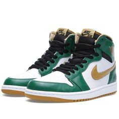 Nike Air Jordan 1 Retro 'Celtics' (Clover)