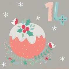 Day 14 Christmas advent, by Faye Buckingham