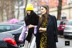 J'ai Perdu Ma Veste / Giulia Tordini and Gilda Ambrosio – Milan  // #Fashion, #FashionBlog, #FashionBlogger, #Ootd, #OutfitOfTheDay, #StreetStyle, #Style