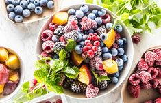 Three cheers for smoothie season! Get your vitamins and minerals in with these tasty frozen produce options. Frozen Vegetables, Fresh Fruits And Vegetables, Vegetable Enchiladas, Fruit List, Fruit Smoothie Recipes, Variety Of Fruits, Frozen Fruit, Afternoon Snacks