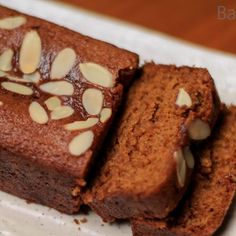 Healthy Eggless Wheat Cake is made with jaggery and no refined sugars. It is a healthy wholemeal cake recipe, also known as atta cake or jaggery cake. Eggless Desserts, Delicious Desserts, Eggless Recipes, Eggless Baking, Filipino Desserts, Cupcake Recipes, Dessert Recipes, Jam Recipes, Desert Recipes
