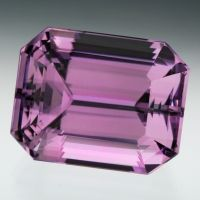 Kunzite - a natural pink favorite