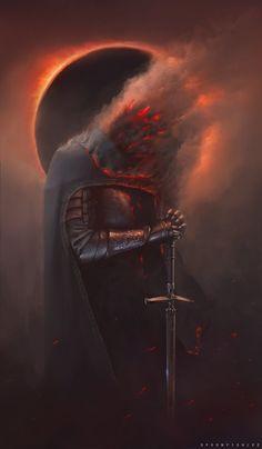Dark Souls by SpoonfishLee.deviantart.com on @DeviantArt
