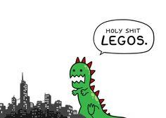 humanized godzilla 2014 | Godzilla | Know Your Meme