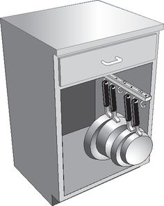 How+to+Build+a+Pot+Organizer+-+Read+More+at+AmericanProfile.com