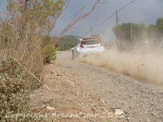 Acropolis WRC Rally of Gods 2012 Greece