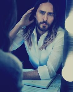 Happy Friday!   How many Likes + Re-Pins for this @jaredleto's pic?? http://instagram.com/jaredletopr  #JaredLeto