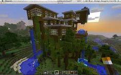 Afbeeldingsresultaat voor minecraft treehouse by fyreuk Minecraft Houses For Girls, Minecraft Houses Xbox, Minecraft Houses Survival, Minecraft House Tutorials, Minecraft Houses Blueprints, Minecraft House Designs, House Blueprints, Minecraft Stuff, Minecraft Ideas