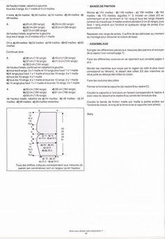 PULL PONCHO AU TRICOT. - Blog de le-tricot-de-marcelle