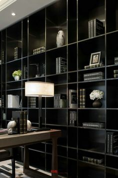 the usual finishing - wall cabinets, wardrobes, bookcases, wine cabinets and other free contributions - Regal Black Bookshelf, Bookcase Shelves, Display Shelves, Wall Shelves, Shelving, Bookcases, Black Shelves, Bookshelf Styling, Muebles Home