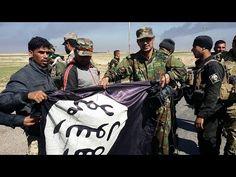 معارك لبيك يا عراق لتطهير مصفى بيجي على يد الجيش العراقي والحشد الشعبي