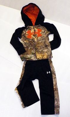 Toddler Under Armour Edge Camo Hoodie Toddler Under Armour Sideline Tricot Pants Toddler Under Armour Branded T-Shirt