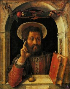 Christ the Redeemer - Andrea Mantegna