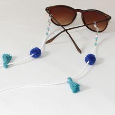 3be8ce885 57 melhores imagens da pasta Salva óculos - Cordinha de óculos ...
