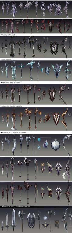 Weapon concept art swords rpg 51 ideas for 2019 Armes Concept, Sword Design, Anime Weapons, Sci Fi Weapons, Weapon Concept Art, Fantasy Armor, Game Design, Design Art, Character Concept