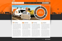 website TSG by MoonDezign