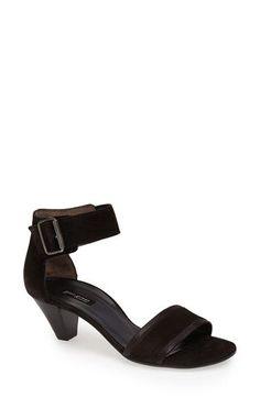 Paul Green 'Violet' Sandal | Nordstrom Rack. Size 36 Fab Shoes, Paul Green, Kitten Heels, Sandals, Nordstrom Rack, Google Search, Black, Fashion, Moda