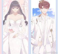 Manga Anime, Manga Art, Anime Couples Drawings, Anime Couples Manga, Pretty Anime Girl, Anime Art Girl, Anime Romans, Best Anime Shows, Cute Anime Coupes