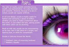 The color #purple ♡