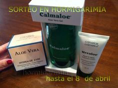 HORMIGARIMIA: CANARIAS COSMETICS SORTEO