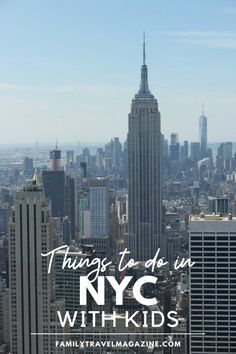 A listing of a few great things to do in NYC with kids - based upon our recent visit. Travel Couple, Family Travel, Best Places To Travel, Places To Go, Vacation Trips, Vacation Ideas, Nyc With Kids, Canadian Travel, Road Trip With Kids