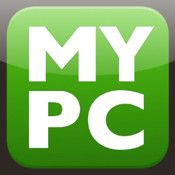 GoToMyPC (Remote Desktop)  Access your desktop PC from your iphone. A no-brainer.