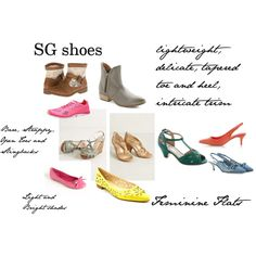 """SG Shoes"" by adhp on Polyvore"